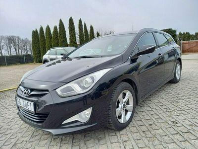 używany Hyundai i40 1,7 diesel 116KM zarejestrowany