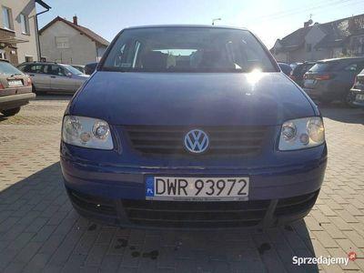 używany VW Touran 1.9 tdi 105 km