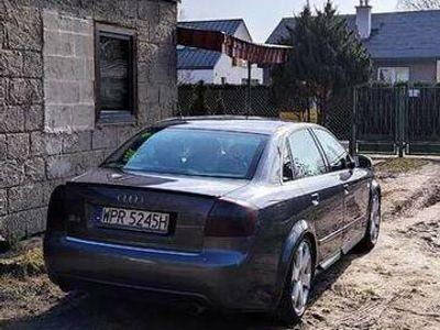 używany Audi S4 B6 4.2 v8
