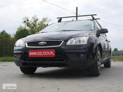 używany Ford Focus II 1.6 100KM Kombi -Klima -FILM VIDEO -Zobacz