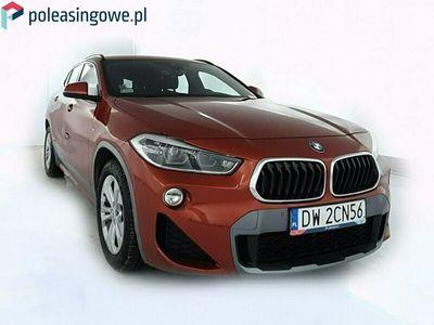 używany BMW X2 2dm 190KM 2018r. 33 434km