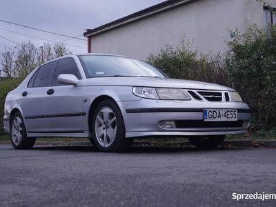 używany Saab 9-5 2.3 turbo, wersja vector