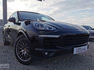 używany Porsche Cayenne II Platinium Edition