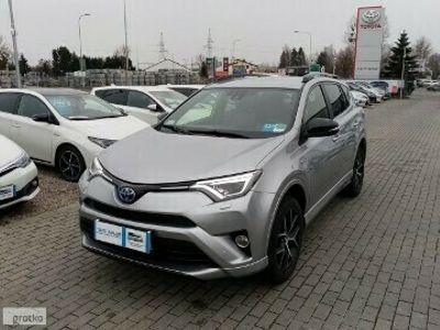 używany Toyota RAV4 Hybrid RAV 4 IV 127.Selection Platinum + Navi, serwis ASO