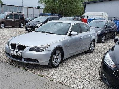 używany BMW 520 SERIA 5