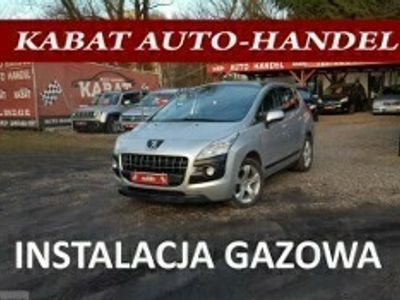używany Peugeot 3008 I 1.6 VTi 120 KM - Klimatronik - Panoramadach - Bardzo Ładny