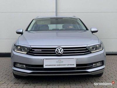 używany VW Passat 2dm 240KM 2015r. 92 700km