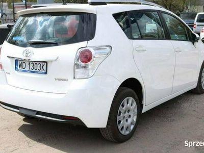 używany Toyota Verso WD1303K # Premium # 7x Airbag # Serwisowany do końca #