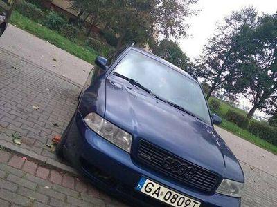 używany Audi A4 1.8T quattro benz/gaz