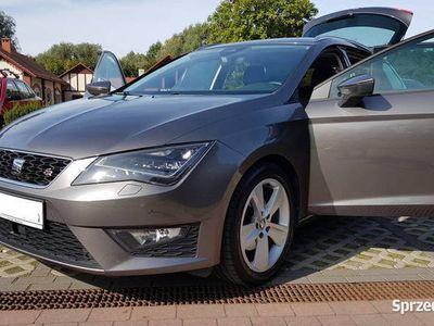 używany Seat Leon FR 1.4 125KM*pierwszy właściciel*przebieg 51.100