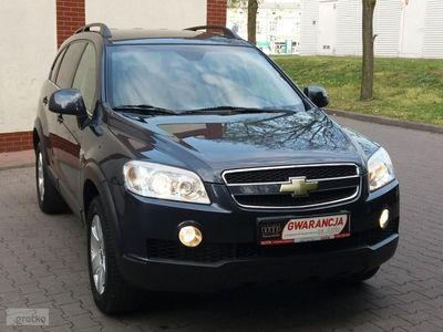 używany Chevrolet Captiva 2dm3 150KM 2008r. 238 600km 4x4*08/09r*Zamiana*Gwarancja*Raty