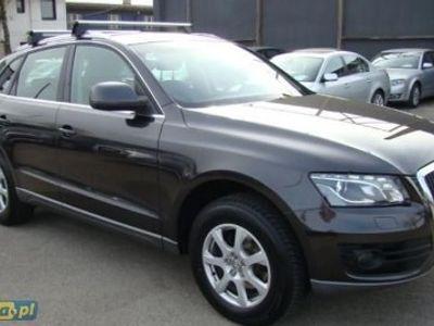 używany Audi Q5 Q5 I (8R) 2.0 TDIBEZWYPADKOWA NAWI PANORAMA CHROM