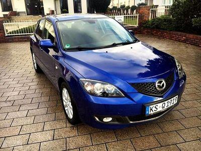 używany Mazda 3 1.6dm 105KM 2007r. 167 000km