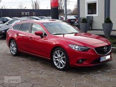 gebraucht Mazda 6 III 2.2 Diesel* 150KM* Skóra* Navi* 18 tyś km* Gwarancja