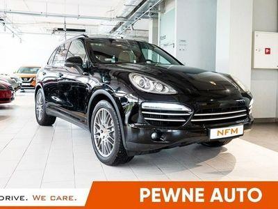 używany Porsche Cayenne 3dm 245KM 2014r. 150 914km