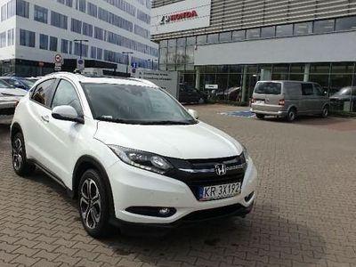 używany Honda HR-V II 1.5 CVT Executive, salon Polska, bezwypadkowy, serwisowany w ASO (21