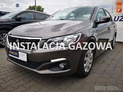 używany Peugeot 301 VTi Active LPG sedan (li