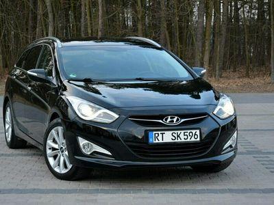 używany Hyundai i40 1.7CRDi(136KM)*Xenon*Navi*Kamera*Ledy*Keyles Go*El.Fotele*Grz.Kierowni