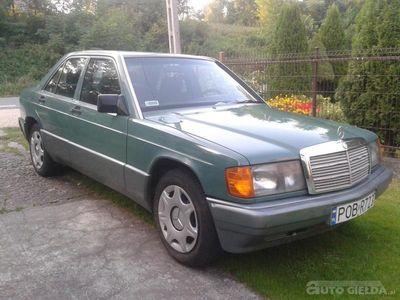 używany Mercedes 190 190