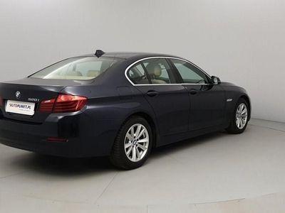 brugt BMW 520 SERIA 5 i 2.0i 184 KM 4 drzwiowy A/T Krajowy, I-właściciel, Gwar. FV