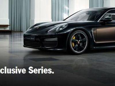 używany Porsche Panamera Najtaniej w EU