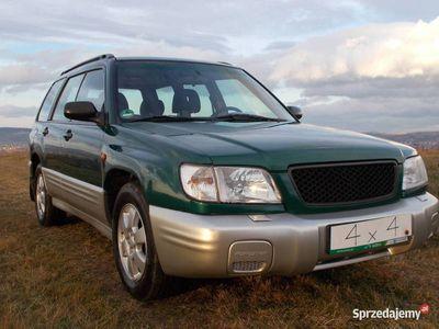 używany Subaru Forester 4x4 - 4WD benzyna