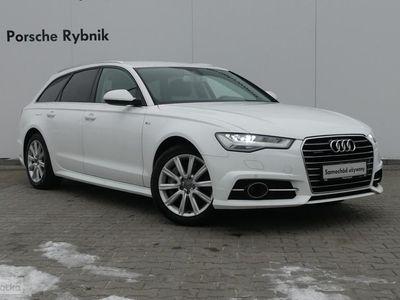 brugt Audi A6 IV (C7) 3,0 TDI 320KM,Quattro,I WŁ,S-Line,Bezwypadkowy,Navi,Alcantara,FV23%