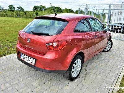 używany Seat Ibiza 2011 R, 1.2 TDI, 75 KM, Klima, Alu Stan BDB !