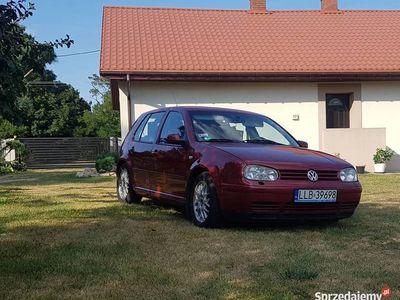 używany VW Golf IV GTI 1.8 Turbo 1998 zamiana na VW Touran