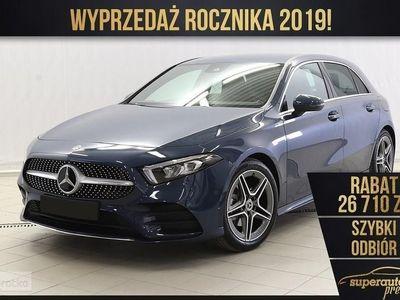 używany Mercedes 200 Klasa A 2.0(150KM) | AMG + Asystent parkowania | Wyprzedaż rocznika 20, Chorzów