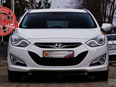używany Hyundai i40 2dm 178KM 2012r. 155 000km