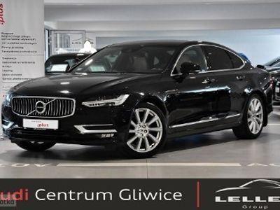 używany Volvo S90 2.0 Inscription 190KM, Krajowy, Head-Up, I-właściciel