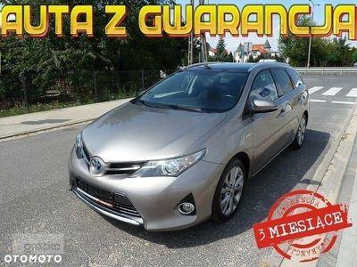 używany Toyota Auris II *LEDY*NAVI PL+DVD*KAMERA COFANIA*Panoramadach*Bezwypadkowa*Gwarancja