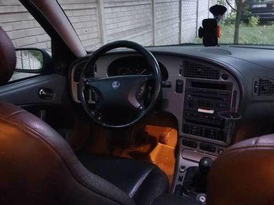 używany Saab 9-5 2.0t bioPower na szwajcarskich tablicach