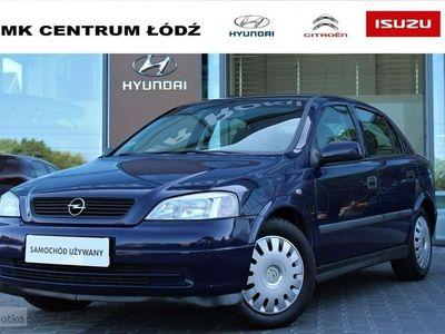 używany Opel Astra 1.4dm 90KM 2004r. 159 900km