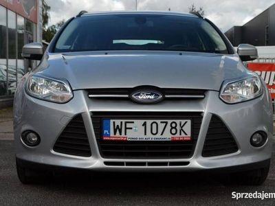 używany Ford Focus 1.6dm 115KM 2014r. 150 400km