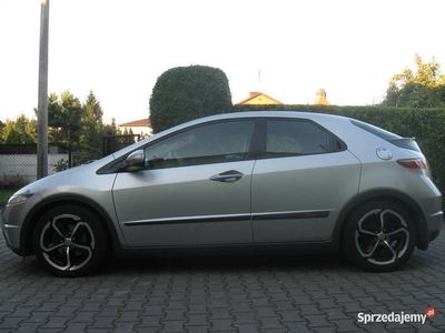używany Honda Civic VIII 1.8 SPORT! 1 właściciel (jak nowa)!! IGŁA!!