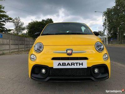 używany Abarth 595 1.4dm 160KM 2019r. 2km