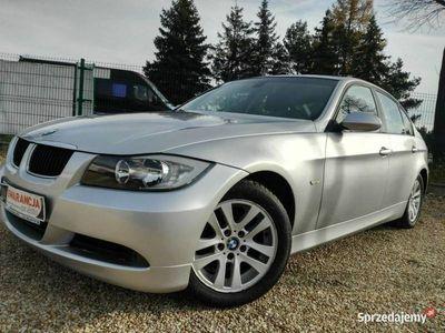 używany BMW 318 2dm 122KM 2007r. 160 000km