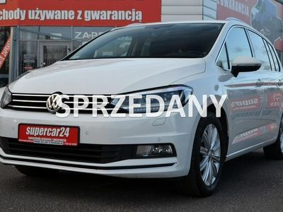 używany VW Touran 2.0 TDI / 150KM / Highline / LED / Salon