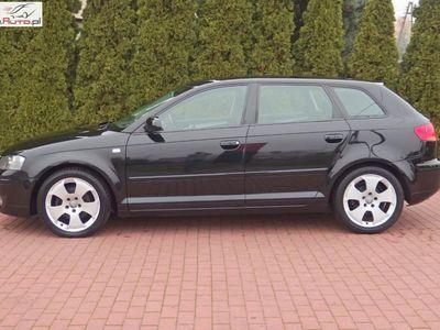 używany Audi A3 2.0dm3 140KM 2006r. 199 000km ABS