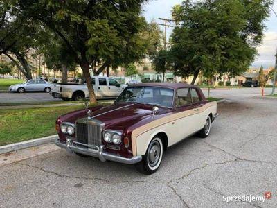 używany Rolls Royce Silver Shadow Silver Shadow6.2 benz. V8 4-bieg. autom. Hydramatic 1967 I (1965-1977)