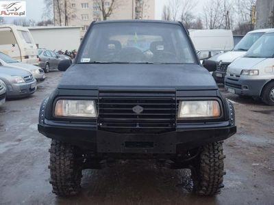 brugt Suzuki Vitara 1.6dm3 80KM 1992r. 41 000km 1.6 benz REJ PL Podniesiony Gotowy Do Jazdy GWARANCJA Zamiana Transpo