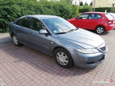 używany Mazda 6 1.8 Benzyna