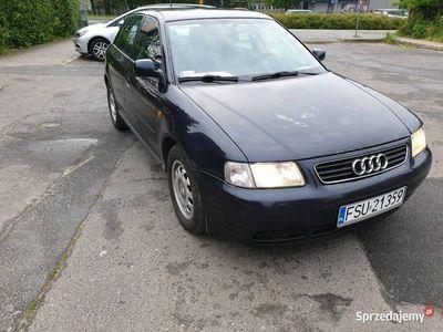 używany Audi A3 sprawny klimatronic