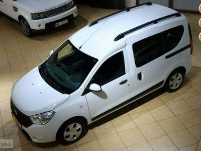używany Dacia Dokker 1.5dm 90KM 2015r. 48 000km
