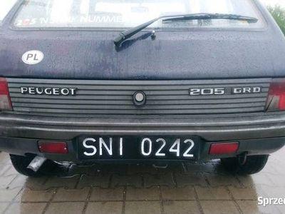 używany Peugeot 205 1.8d