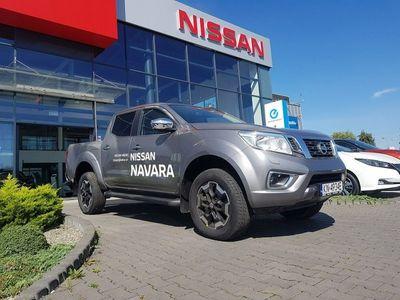używany Nissan Navara 2.3dm 190KM 2019r. 1 000km