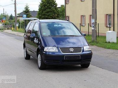 używany VW Sharan Sharan I1,9 TDI 7 osob, 229 tys km, climatronic, su