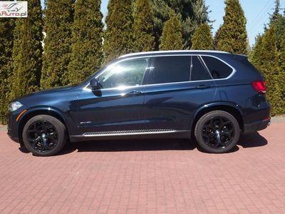 used BMW X5 3dm3 306KM 2014r. 82 000km 3.5i Panorama Sport Zadbany